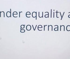 თანასწორობის ქარტიაზე ხელმომწერი მუნიციპალიტეტებისთვის ონლაინ სასწავლო სემინარი გაიმართა