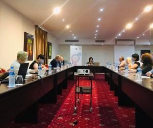 ათეა, ევროპული ქარტიის პრინციპების დეტალური ინფორმაციის გაზიარების მიზნით, რეგიონებში შეხვედრებს მართავს